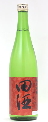 田酒 純米吟醸  百四拾紅葉 720ml