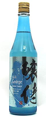BLUE 醸侍 純米吟醸 720ml