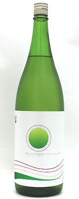 陸奥八仙 ミクシードシリーズ 自社田-Hanafubuki88- 石橋の酒 1800ml