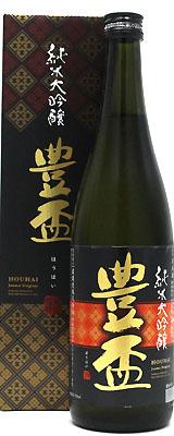 豊盃 純米大吟醸 720ml