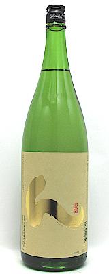 豊盃 ん 純米酒 金ラベル 1800ml
