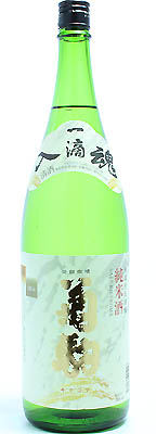 菊駒 純米金ラベル 1800ml