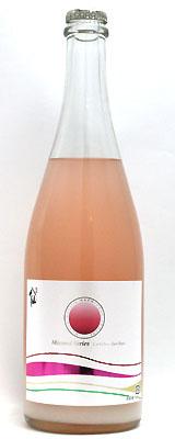 陸奥八仙 ミクシードシリーズ しゅわわっ-Tart Rose-中曽根の酒 720ml