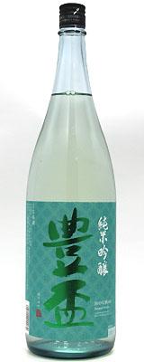 豊盃 純米吟醸 涼風 1800ml