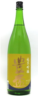 豊盃 純米吟醸 月秋 1800ml