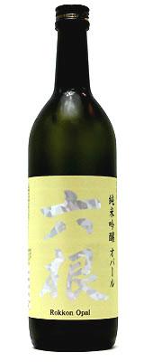 六根 オパール 純米吟醸 720ml