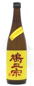 鳩正宗 純米酒 ひやおろし 720ml