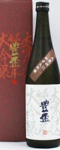 豊盃 純米大吟醸 大寒仕込み720ml