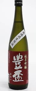 豊盃 無濾過生原酒 純米吟醸華思い720ml