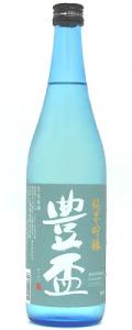 豊盃 純米吟醸55夏ブルー 720ml