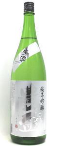 豊盃 純米吟醸 豊盃米 Winter 生酒 1800ml