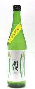 刈穂 山廃純米吟醸 生原酒 720ml