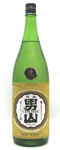 陸奥男山 classicヌーボー生1800ml