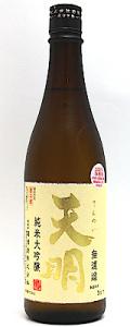 天明 純米大吟醸 夢の香40 F701 720ml