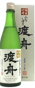 渡舟 ふなしぼり 純米吟醸 720ml