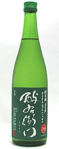 酉与右衛門(よえもん) 純米 亀の尾60% 720ml