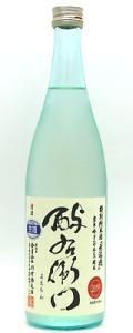 酉与右衛門(よえもん) 特別純米 吟ぎんが50%直汲生 720ml