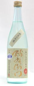 酉与右衛門(よえもん) 純米大吟醸 吟ぎんが45%直汲み生酒 720ml
