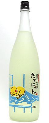 楯野川 純米大吟醸 たてにゃん vol.8 1800ml
