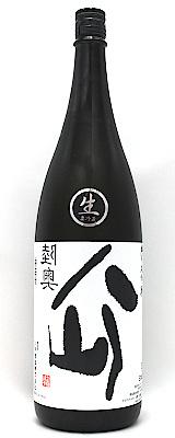 陸奥八仙 裏ラベル 純米大吟醸 生 1800ml