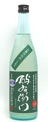 酉与右衛門(よえもん) 山廃純米 亀の尾60% 直汲 生 720ml