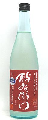 酉与右衛門(よえもん) 特別純米 美山錦55%直汲 生 720ml