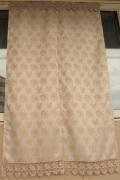 レースジャガード織りのれん 幅85cm 丈150cm